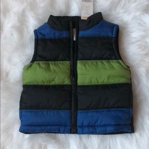 NWT Gymboree vest, size 12-24 months